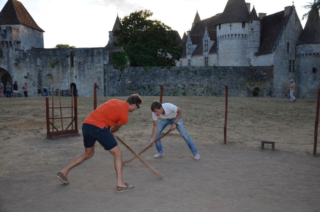Château de Bridoire jeu