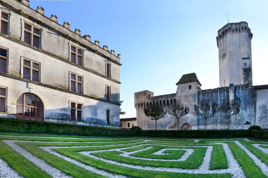 Château de Bourdeilles