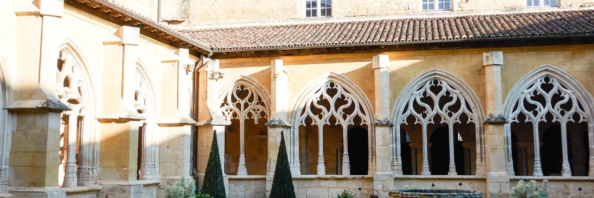 Cloître de Cadouin
