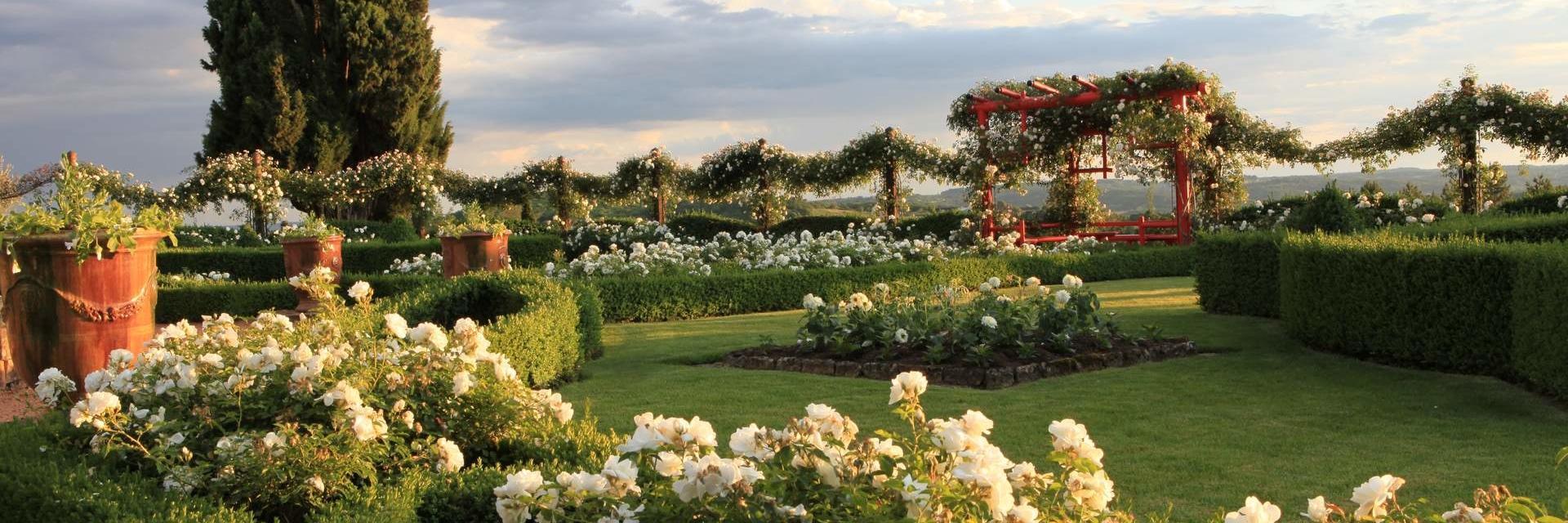jardin blanc deyrignac georges lvque - Jardin D Eyrignac