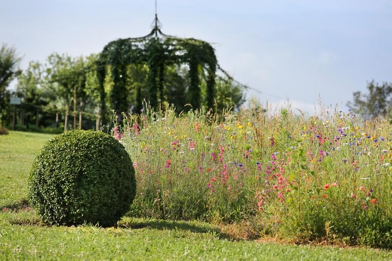 Jardin des Sources d'Eyrignac ©Jérome Morel