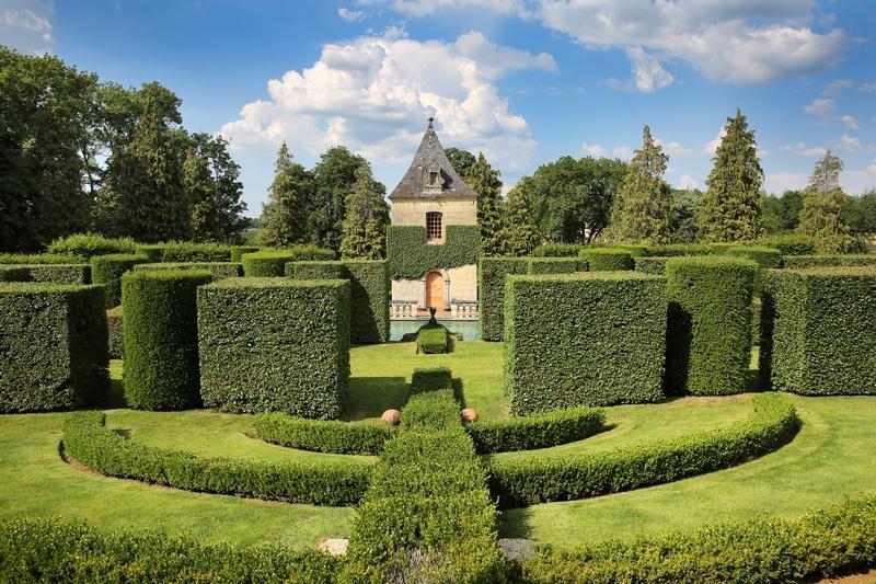 Pavillon de repos d'Eyrignac ©Jérome Morel