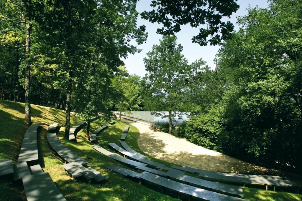 Jardins de l'Imaginaire Théâtre de verdure