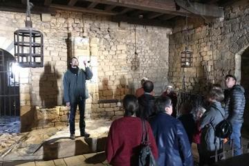 chateau de Beynac visite guidee