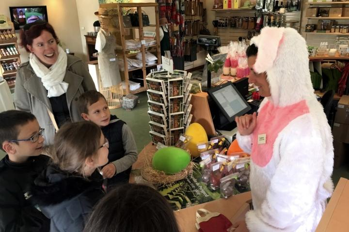 Trésors de Pâques à Eyrignac