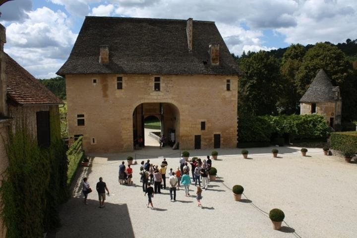 Château de Losse visite