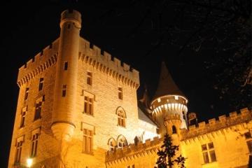 Château de Puytmartin spectacles nocturnes