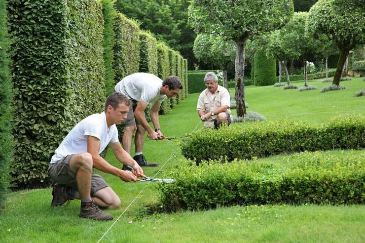 Rendez-Vous aux Jardins à Eyrignac ©Jérome Morel